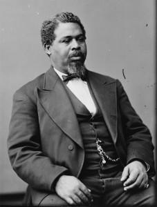 Senator Robert Smalls at age 34.
