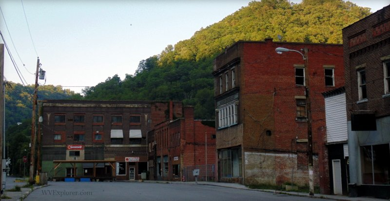 West Virginia Explorer. Center Street in the town of Iaeger, W.Va.  Date unknown. West Virginia Explorer, Sibray Limited Liability Company.  October 7, 2018. https://wvexplorer.com/communities/cities-towns/iaeger-west-virginia/