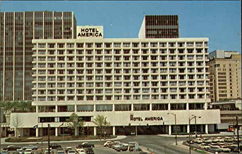 The Hotel America in the 1960s