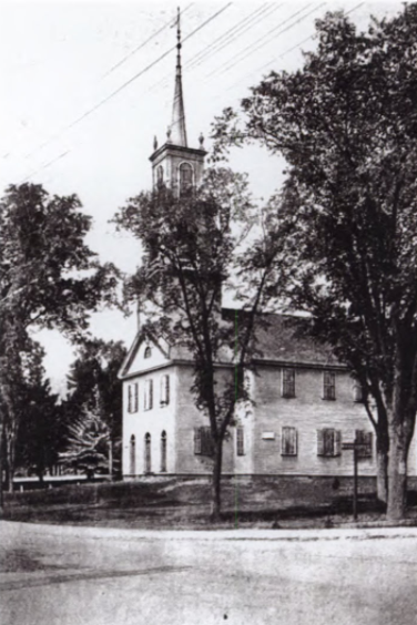 In 1712, The Second Church of Roxbury was established and built on Peter's Hill. It is now on the corner of Centre and Church Streets near the West Roxbury Parkway. Theodore Parker delivered sermons at this Church which attracted a large audience.