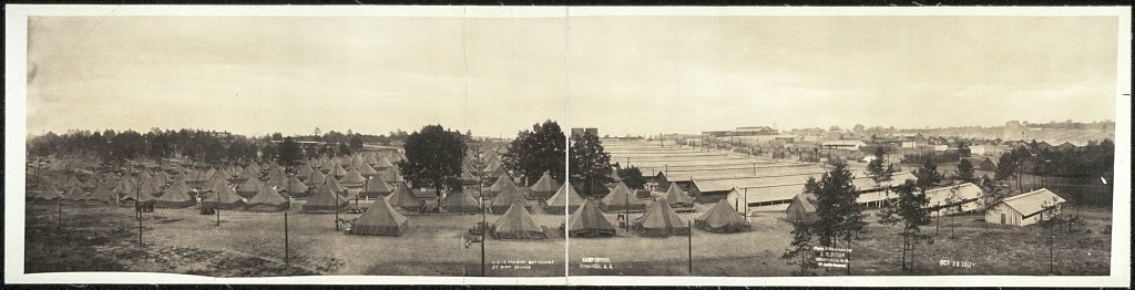 Camp Sevier, Greenville, S.C.