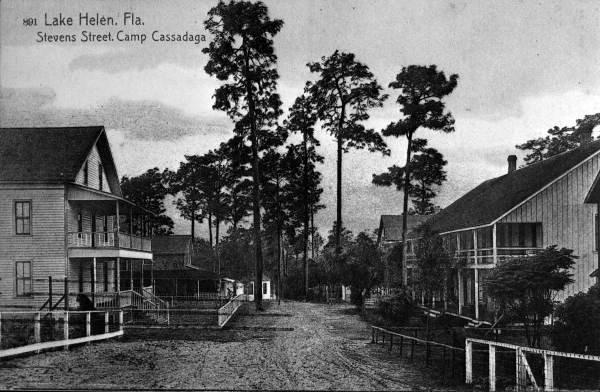 Stevens Street ca. 1908