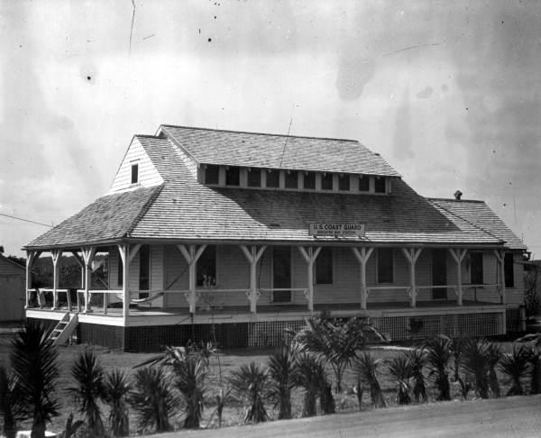 Biscayne House of Refuge 1876