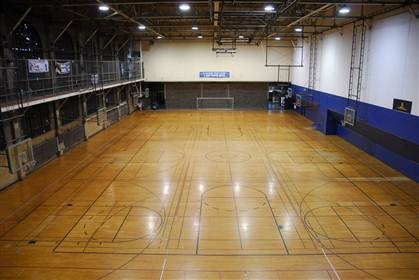 Court in the Field House/Stansbury Hall