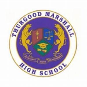 Thurgood Marshall High School School Crest