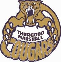 Thurgood Marshall High School  Logo and Mascot