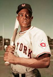 Willie Mays also performed tricks while on the field to entertain fans.