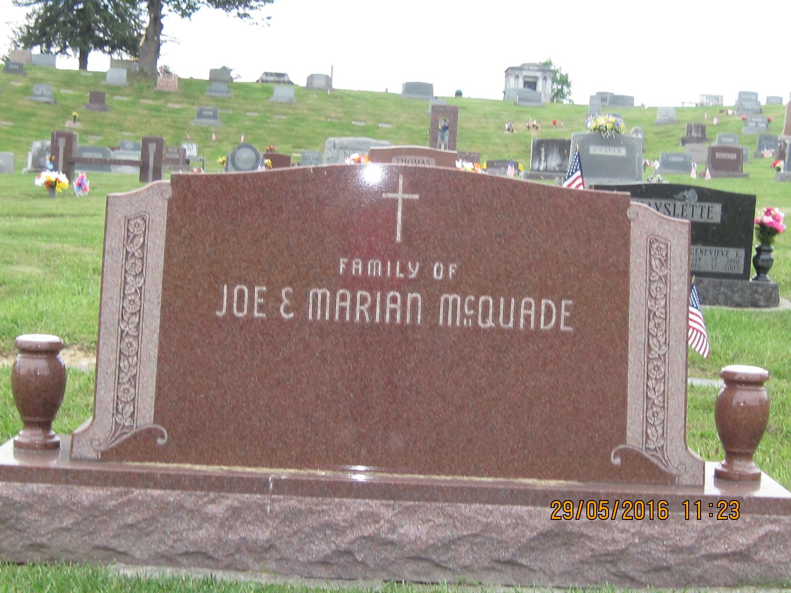 Mcquade's Grave