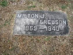 Colonel Ferguson's grave