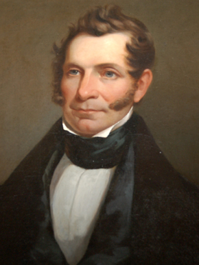 Samuel B. Moore was a very successful man. He served in the House of Representatives, the Senate, as President of the Senate, and as governor of Alabama.