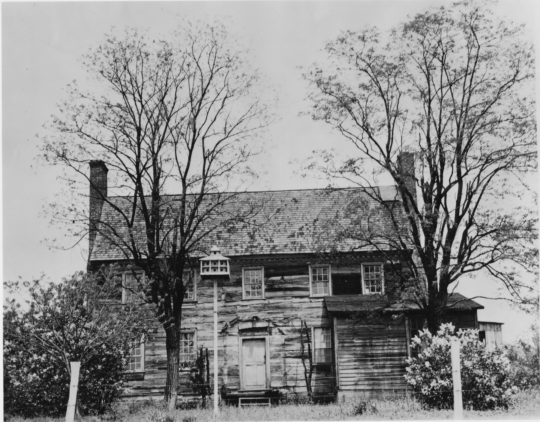 Retirement before Benjamin Cohen's renovations in the early to mid 1940s