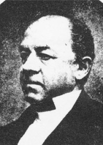 Leonard A. Grimes- abolitionist and driver for the Underground Railroad successfully transported fugitive slaves to the North.