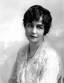 Headshot of Lois Weber