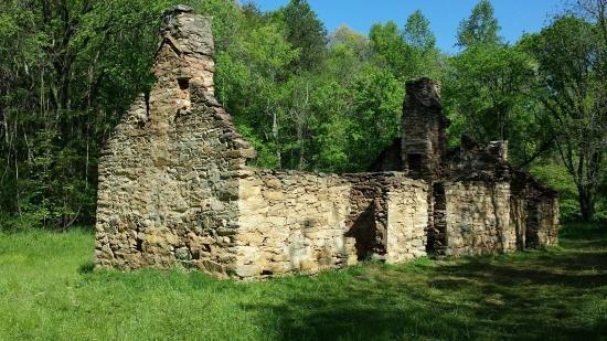 Berry Hill slave quarters
