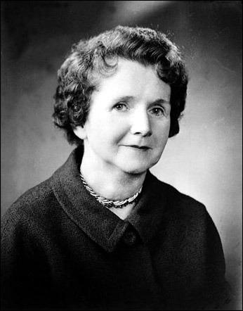 Portrait of Rachel Carson.  http://www.rachelcarson.org/Bio.aspx