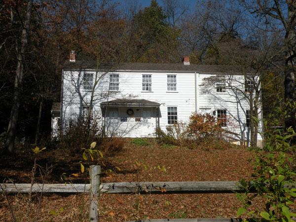 Rachel Carson's childhood home and birthplace (the Rachel Carson Homestead). https://en.wikipedia.org/wiki/Rachel_Carson_Homestead