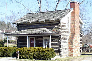 Old Toll House as it stands today on Main street.