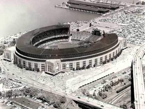 Cleveland Stadium was constructed in 1931 and was home to the Cleveland Indians as well as the Browns.