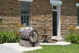 The winery's entrance.