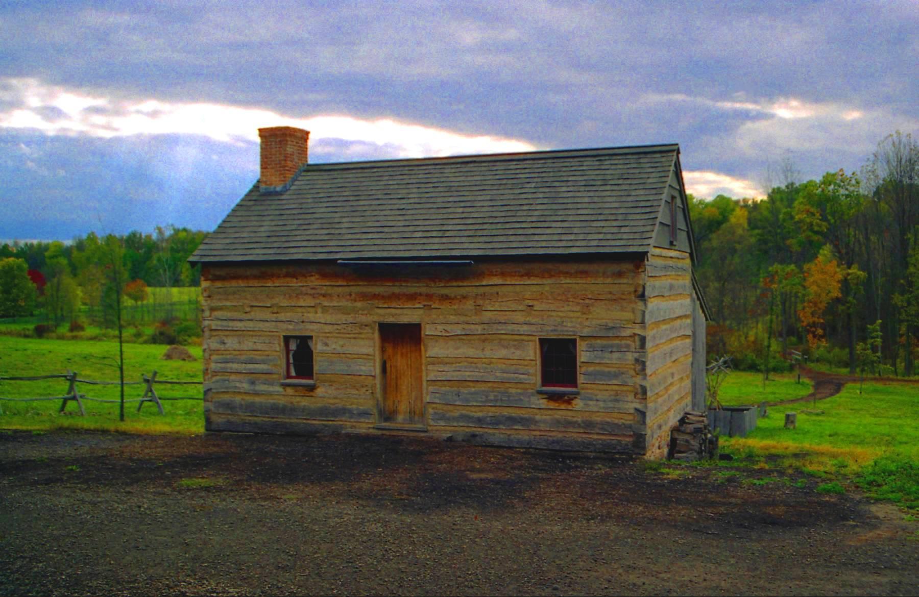 Joseph Smith Boyhood Home