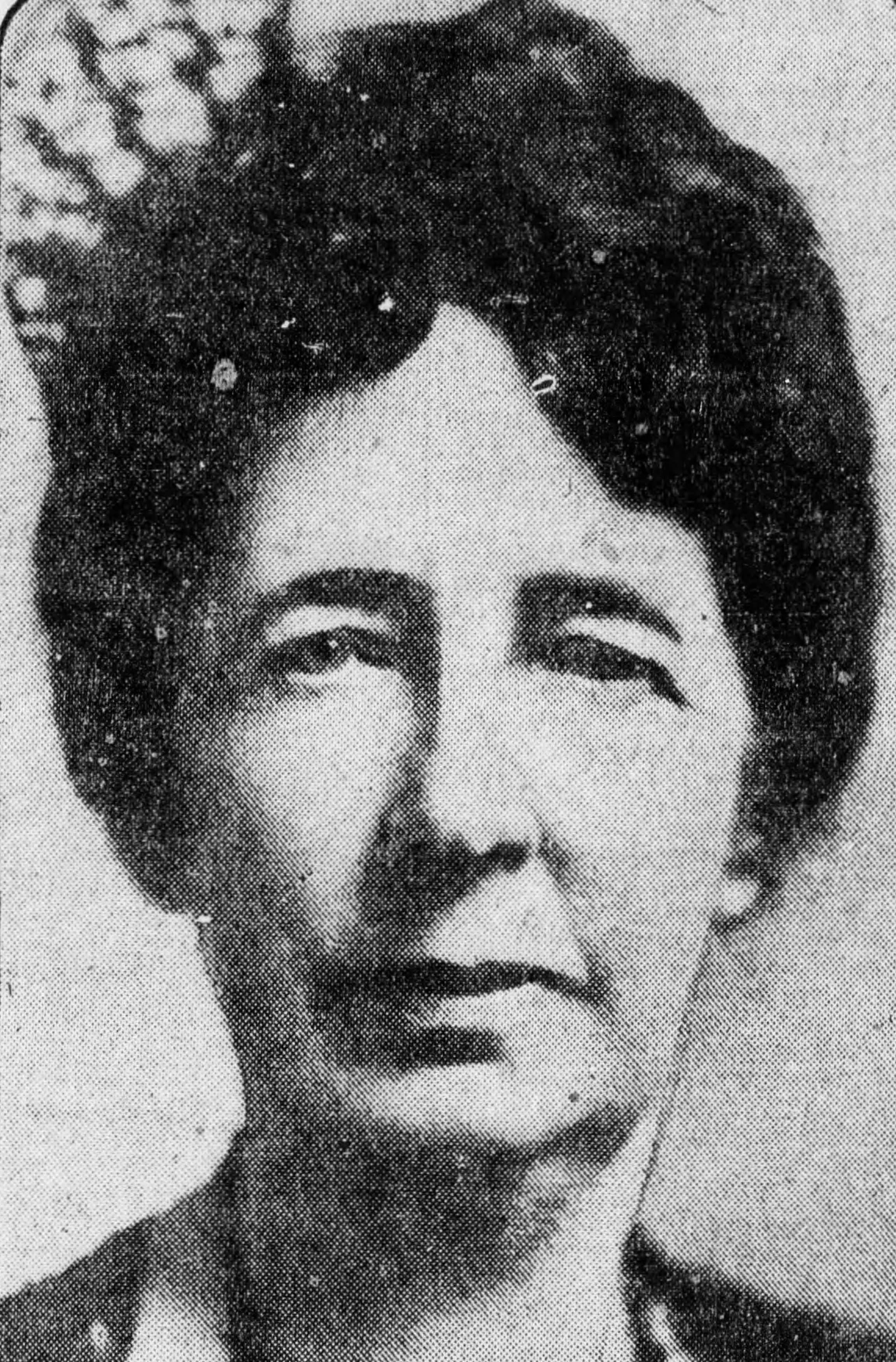 Emma Guy Cromwell (1869-1952). Courier-Journal.
