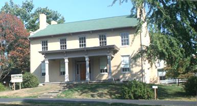 The Beall-Stibbs Homestead