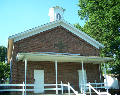 The Number 3 Schoolhouse
