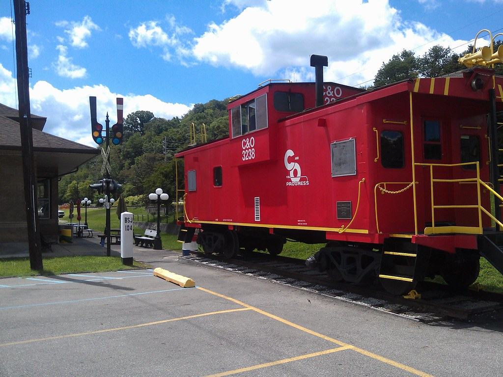 Example of the C&O Caboose