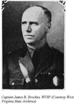 Captain James R. Brockus