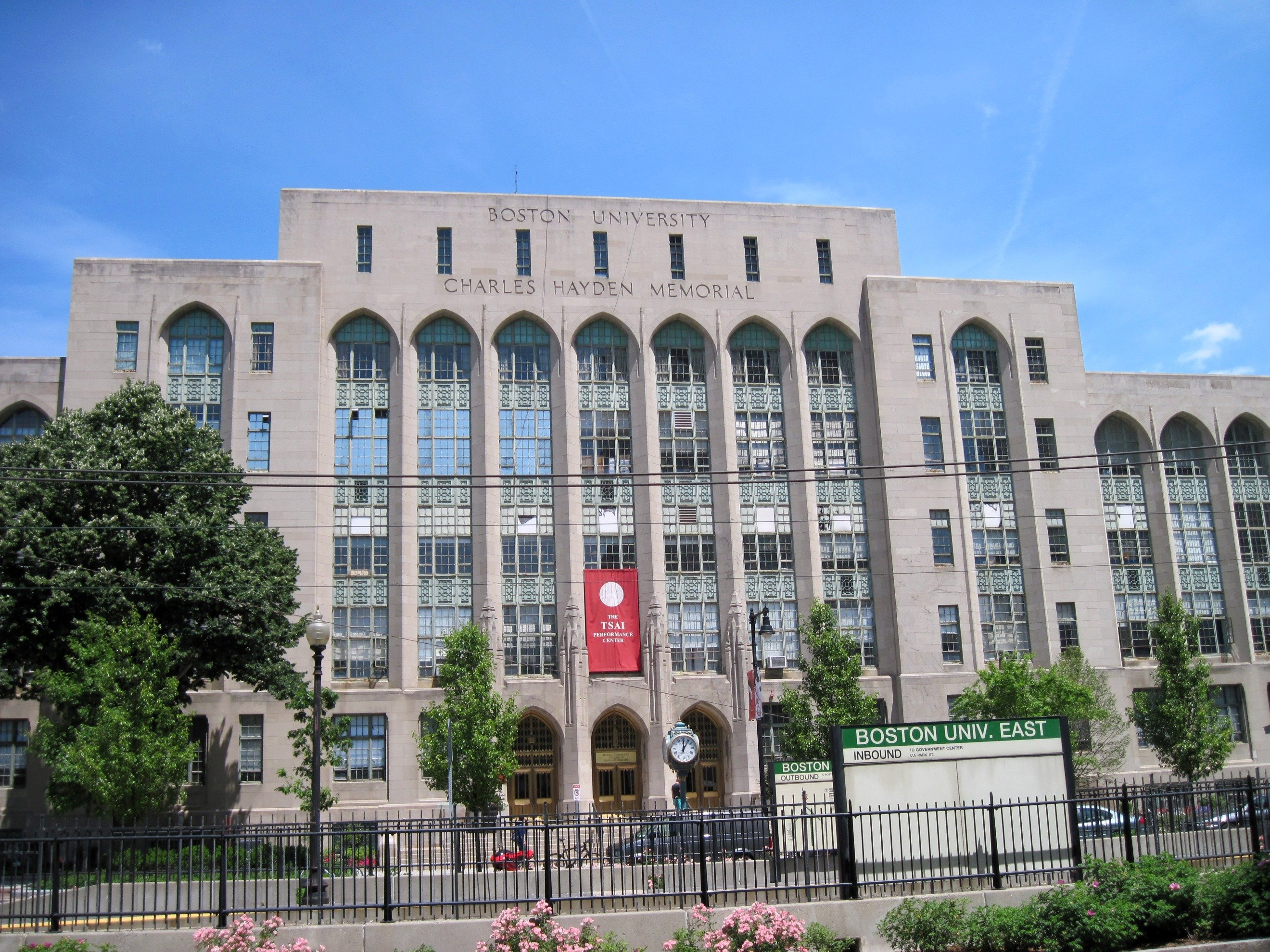 Boston University Graduate School of Arts and Sciences- present day