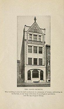 Lloyd Museum circa 1902