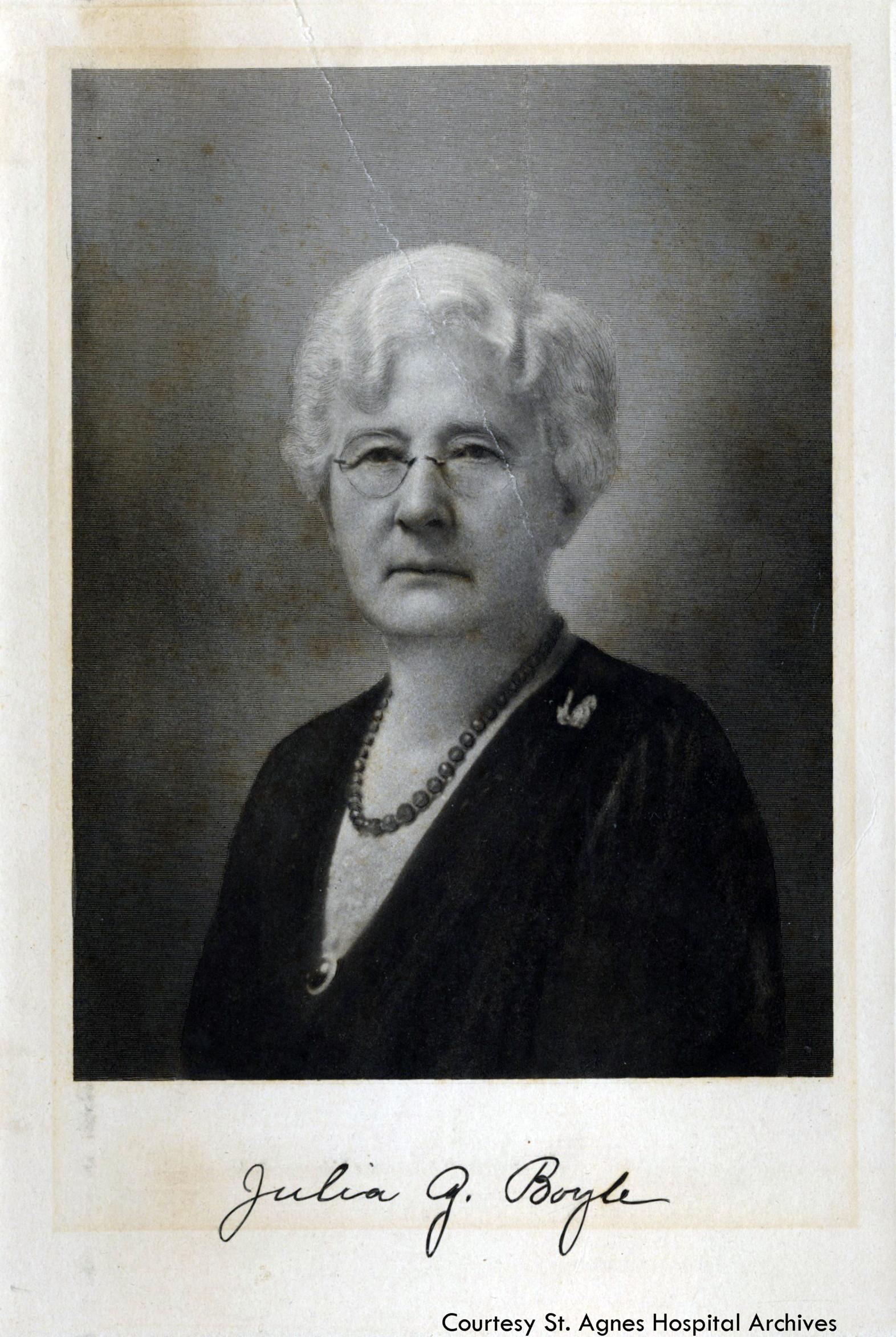 Julia Boyle