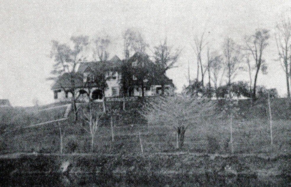 Charles Sherwin Chapman Estate, ca. 1907