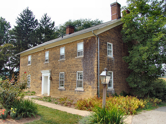 The Barnhart Rice Homestead