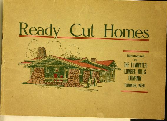 A catalog of Tumwater Lumber Mills's homes