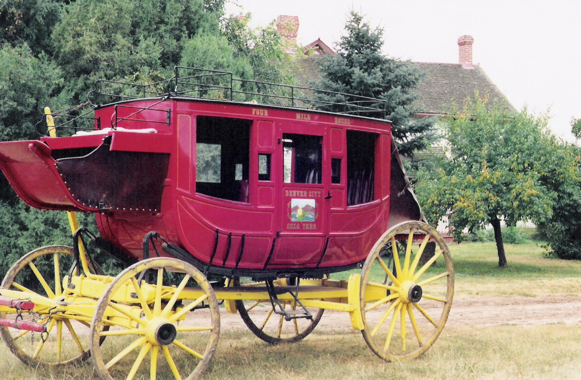 Four Mile's Stagecoach