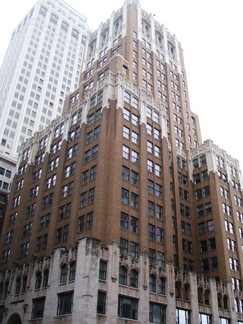 The Philtower Building was constructed in 1928 by philanthropist and oilman Waite Phillips.