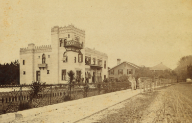 Credit: Villa Zorayda Museum, from Robert N. Dennis collection of stereoscopic views