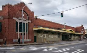 The Sweet Auburn Curb Market