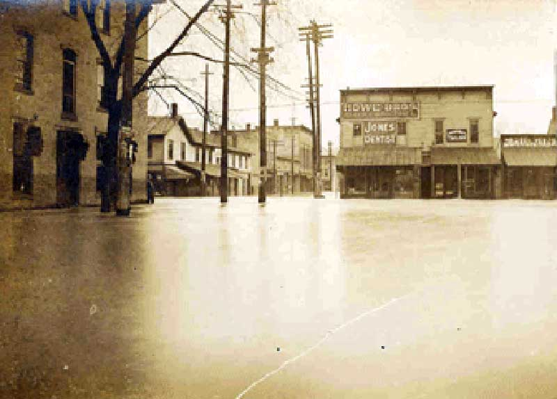 The Dew House Flood of 1907