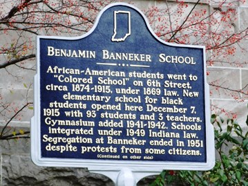 After it became an integrated institution, Banneker School was renamed to Fairview Annex. Many were unhappy with integration at the time and tried to strike or oppose this new change.