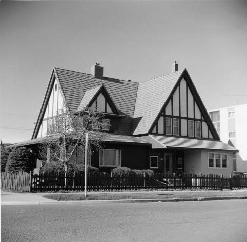 Nellie L. McClung Residence, 803 15 ave SW (address changed from 1501 7th street SW) Earlier Blaylock Residence, later residence of Mrs. Bessie Smith.