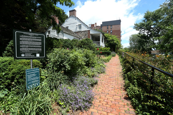 The Dyckman Farmhouse Museum, Located at Broadway and 204th Street