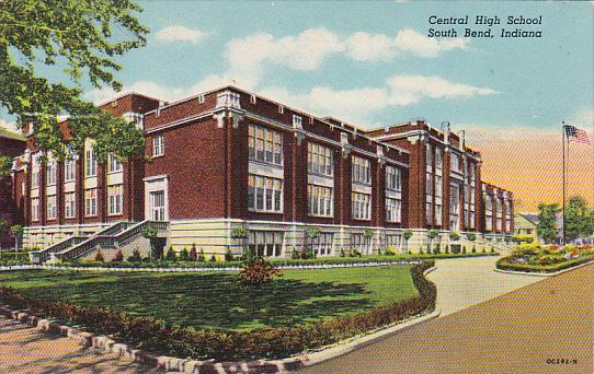 South Bend Central High School