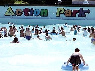 Action Park's Tidal Wave Pool