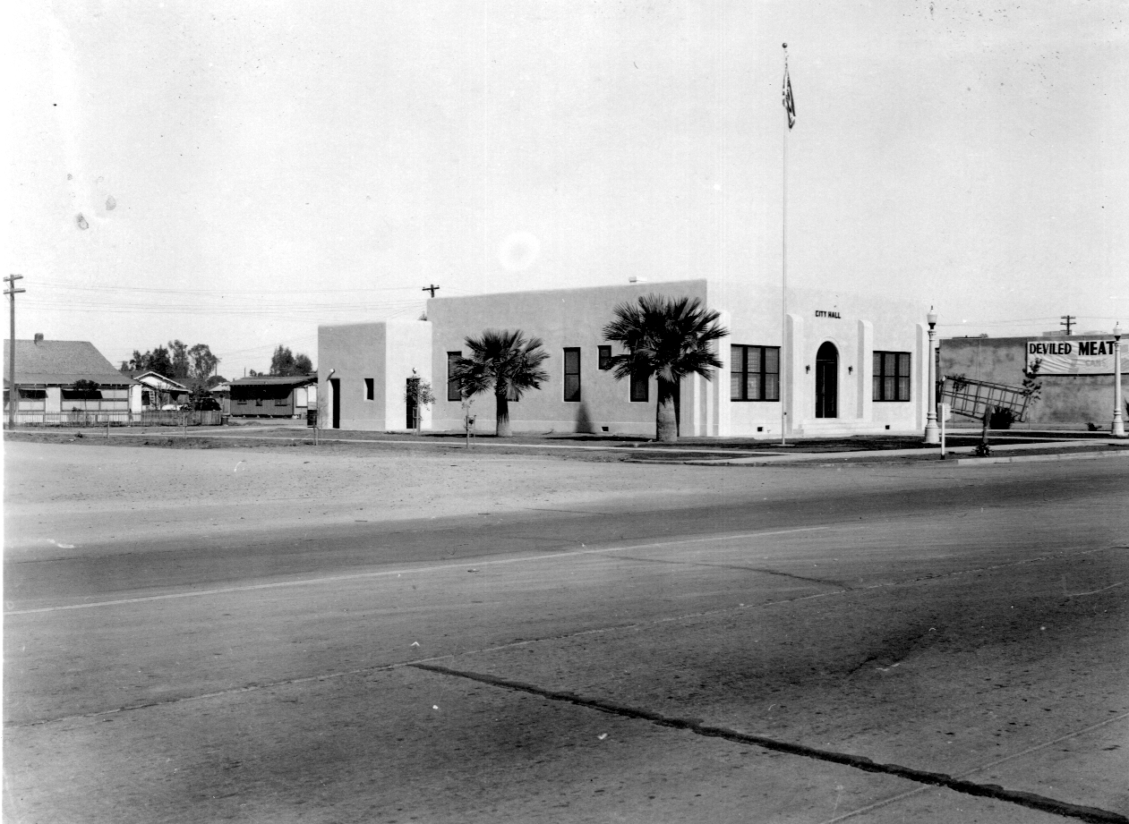Chandler's First City Hall