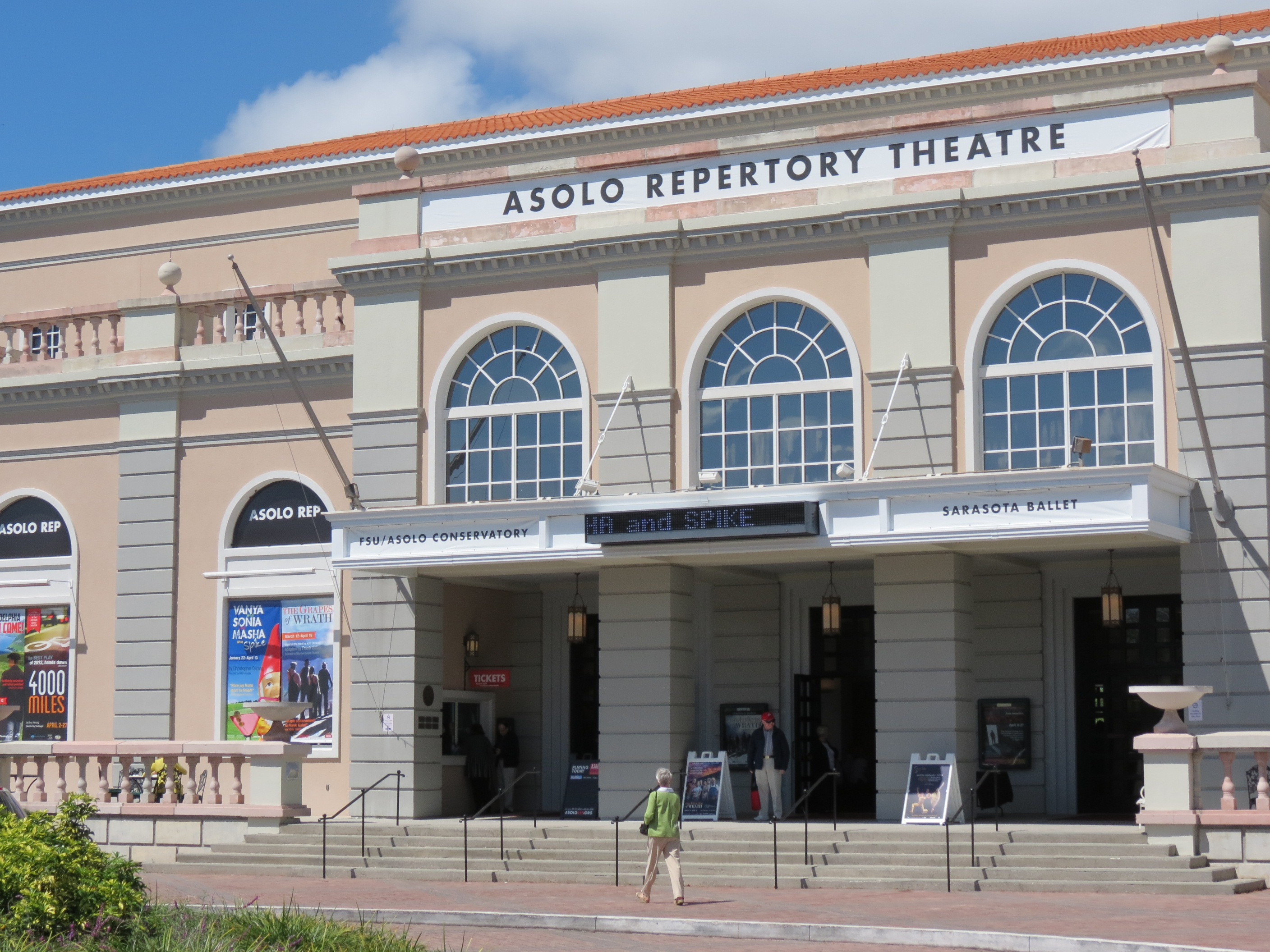 The reconstruction and opening of the theater in the 1950s led to the creation of the Asolo Theatre Festival and Asolo Theatre Company.