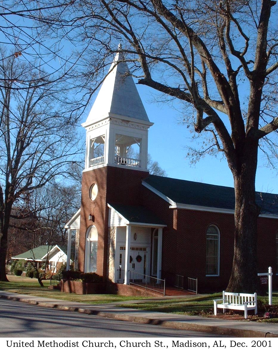 Madison United Methodist Church