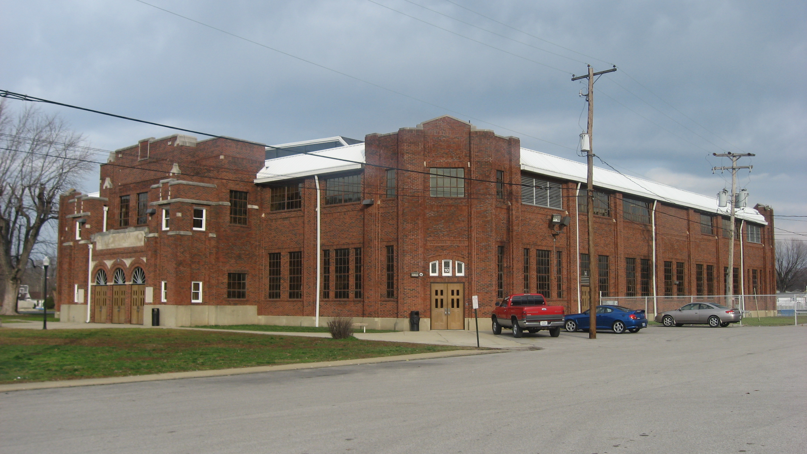 Martinsville High School Gymnasium