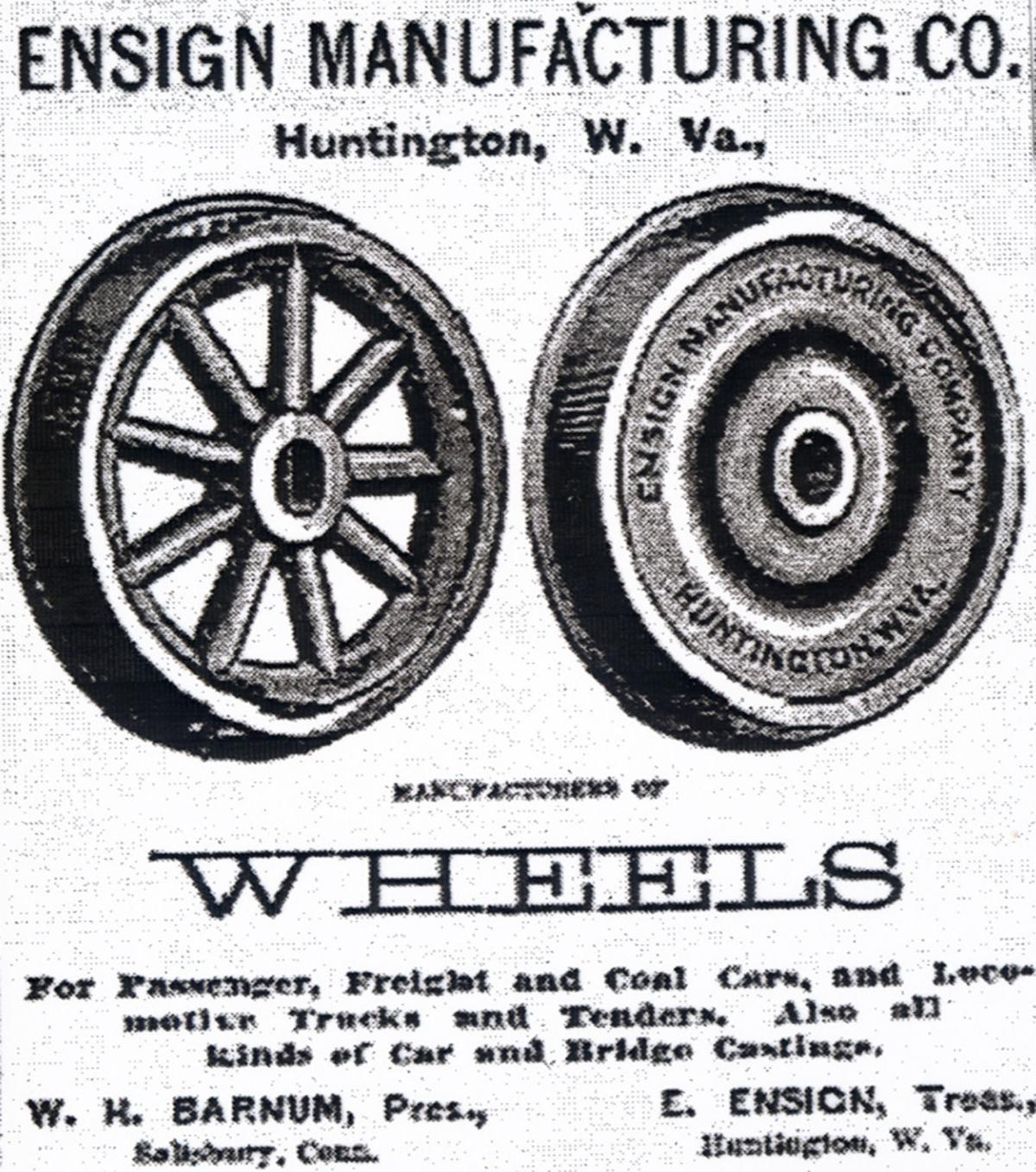Ad from the 1879 Car Builders Dictionary